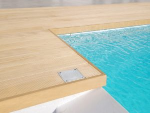 Deck - Inside flooring